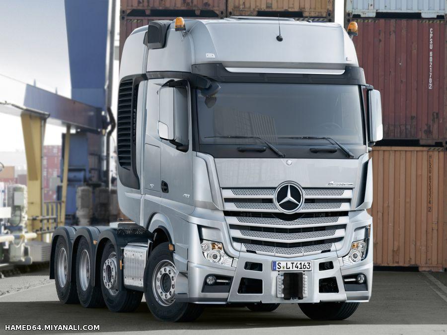 Mercedes benz 4163