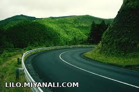 جاده طبیعت
