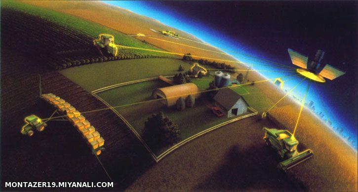 Precision Agriculture- کشاورزی دقیق