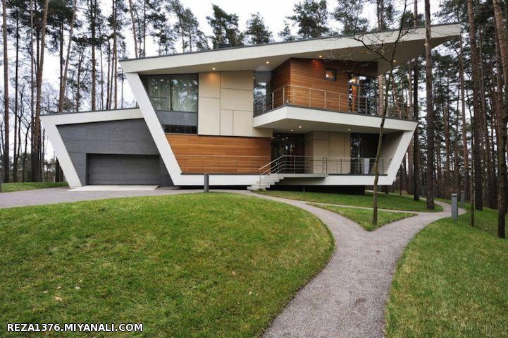 خانه ی ایده ال