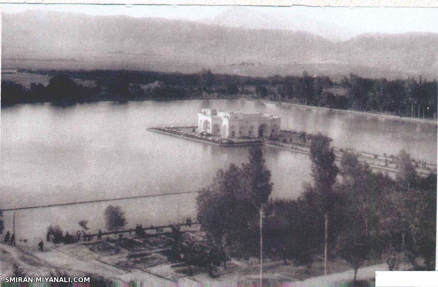 قدیمی ترین عکس از ائل گلی تبریز