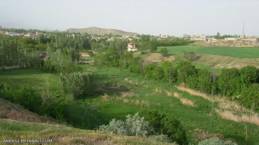 روستای آونلیق،20 اردیبهشت 96