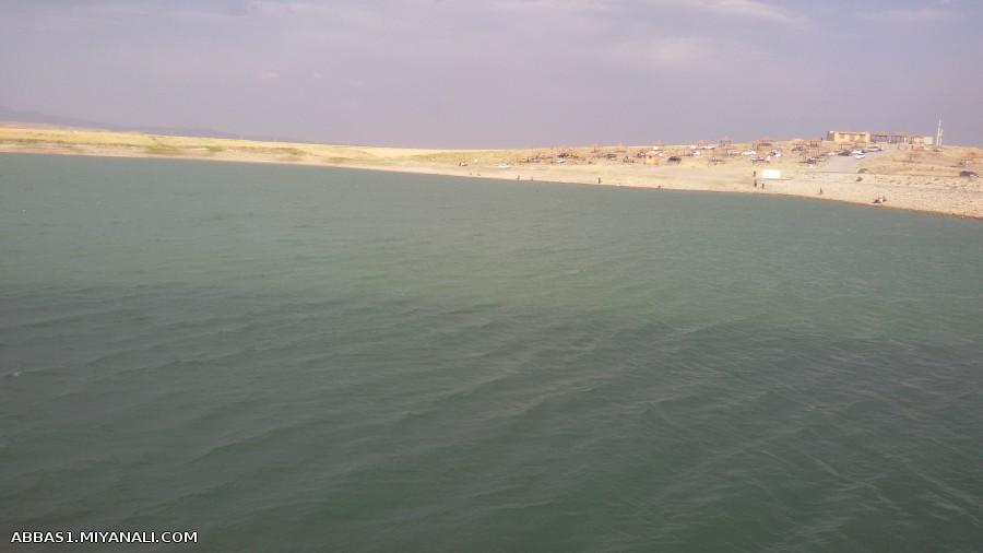 سد روستای آونلیق -تیرماه 96