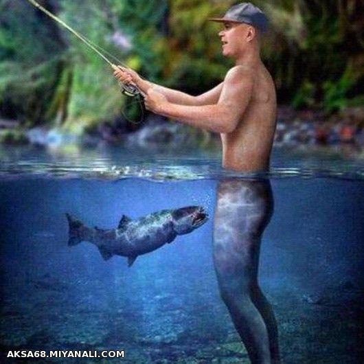 اونایی که ماهی گیری دوس دارن زود بیان