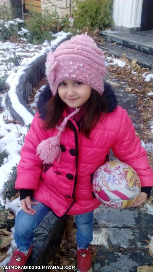 انیسه دراولین برف 94