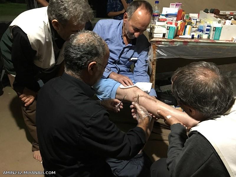 درمان اربعین امین کریم پور3