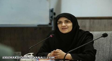 دکتر فرگل صحاف. مدیرکل بهزیستی استان آذربایجان شرقی