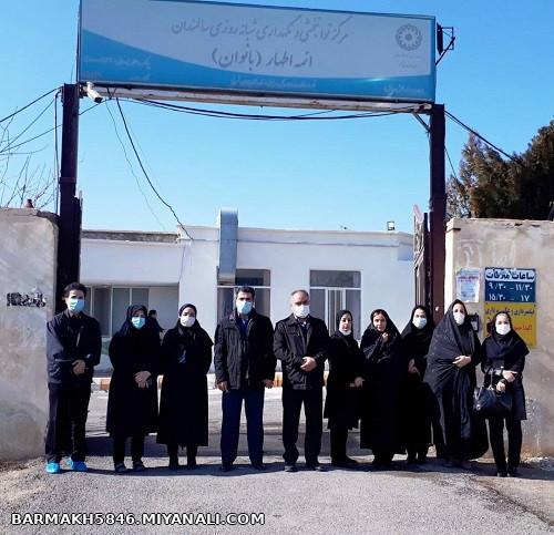 بازدید از مرکز سالمندان ائمه اطهار(ع)، به مناسبت ولادت با سعادت حضرت فاطمه الزهرا(س) و روز مادر