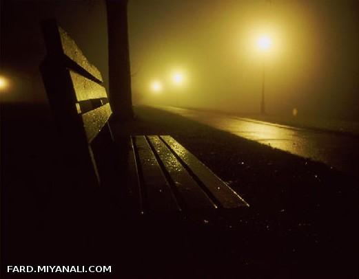 سالها آمدند و رفتند و من همچنان در شب ماندم...