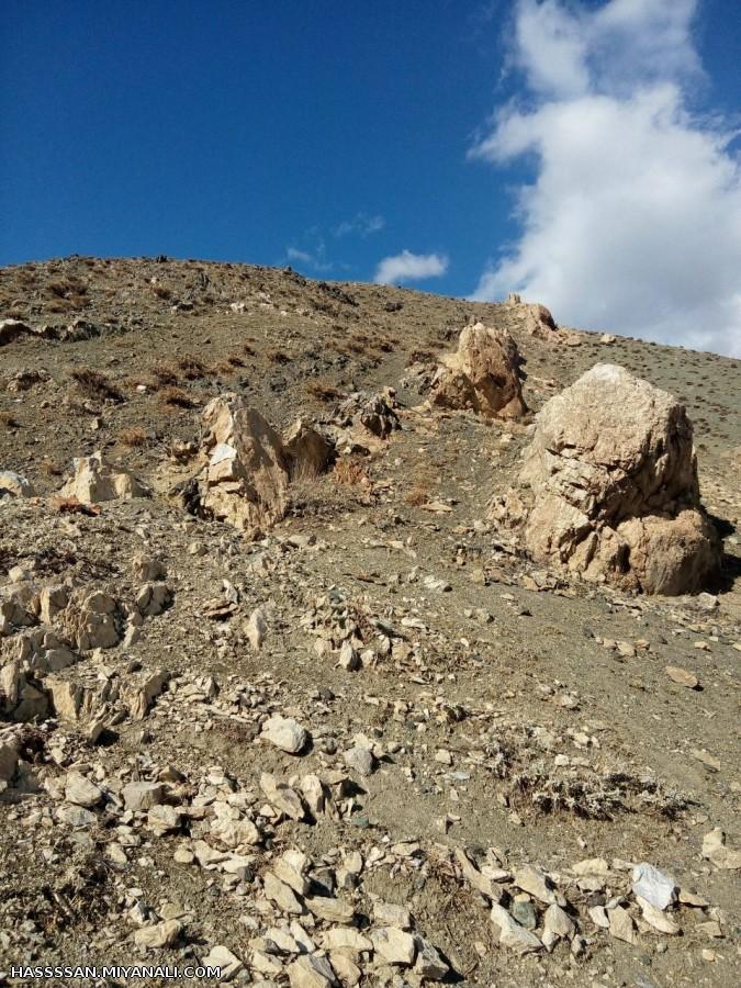 محدوده معدنی سیلیس، شهرستان خوی