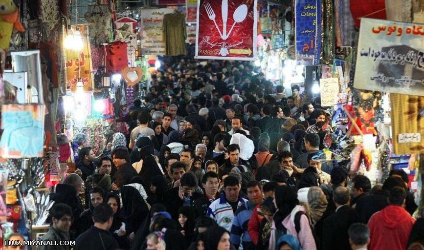 وضعیت بازار دم عید