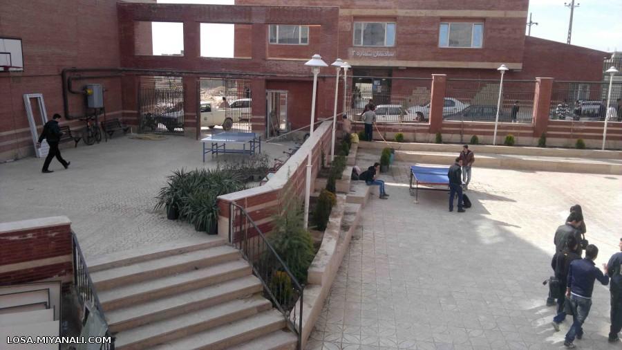 دانشگاه جمشید کاشانی آبیک