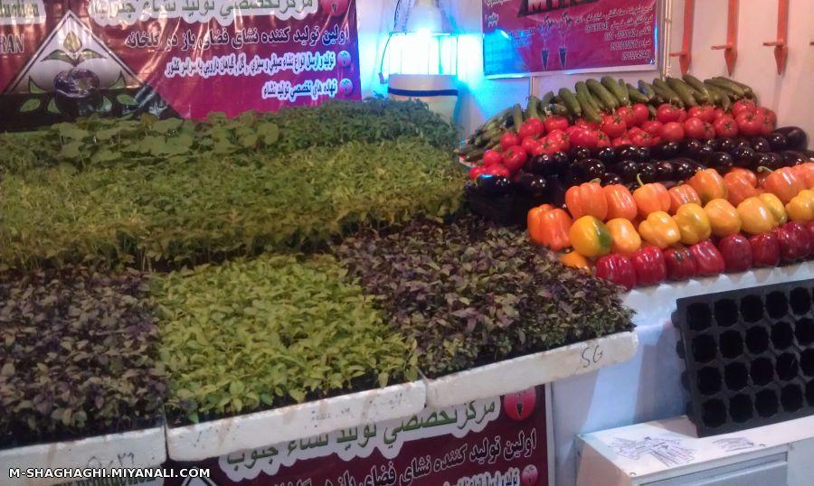 برگزاری سیزدهمین نمایشگاه بین المللی کشاورزی در تبریز
