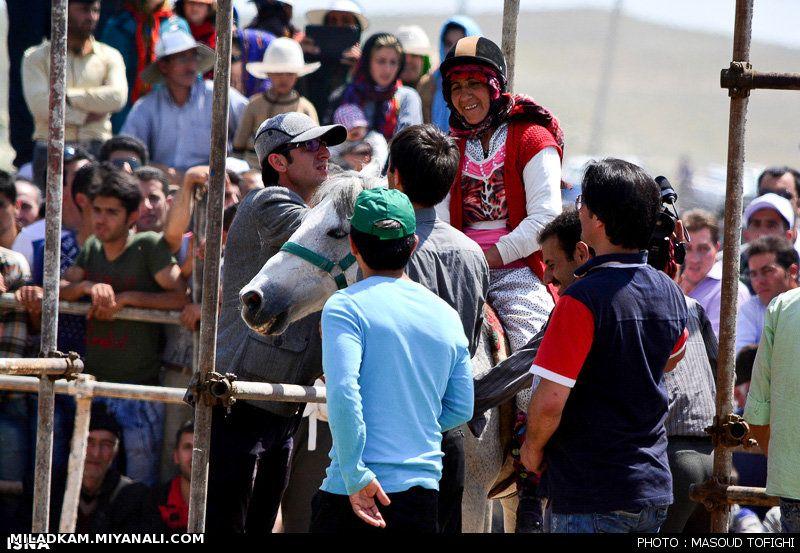 بست ویکمین جشنواره فرهنگی ورزشی عشایر شهرستان کلیبر (قره قیه)
