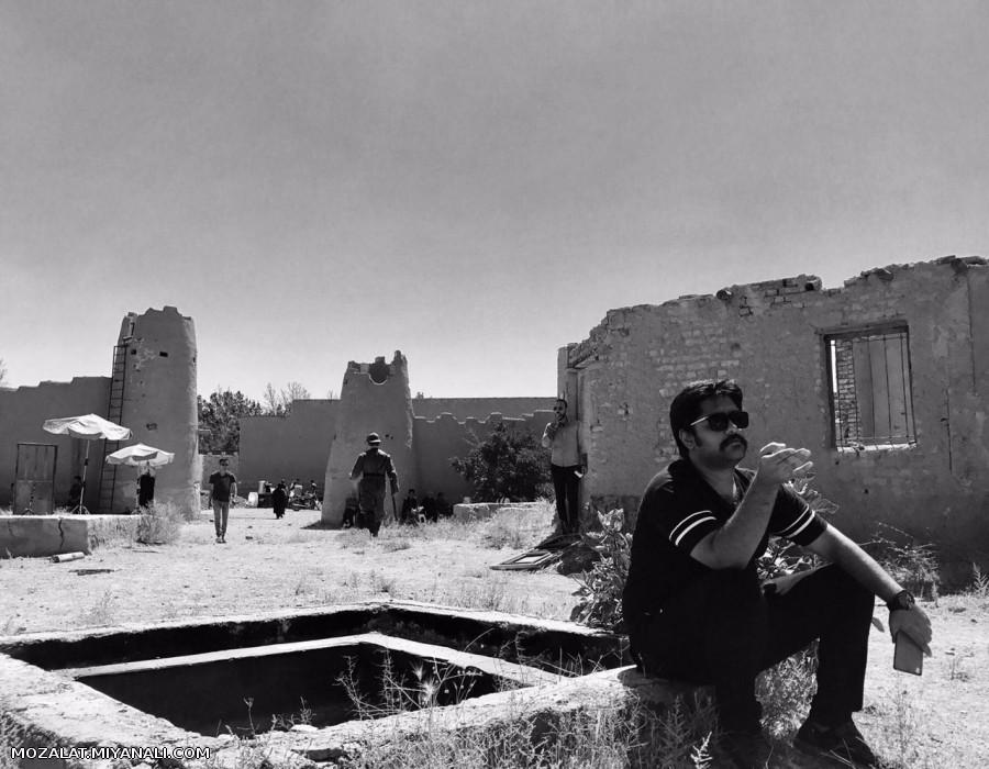 هوای گرم، شهرک سینمایی غزالی