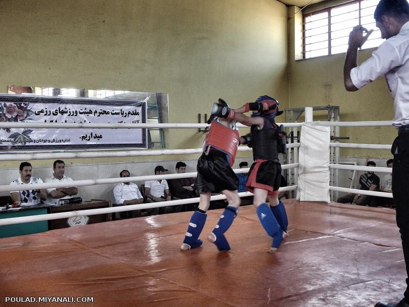 مسابقات انتخابی نوجوانان وجوانان استان خرداد 97