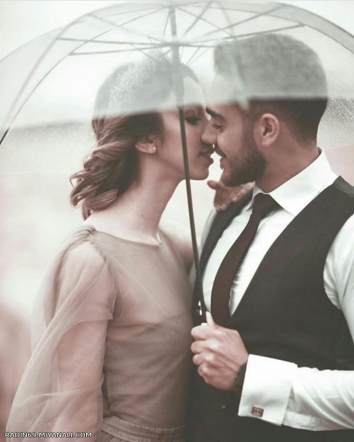 عشق دور و نزدیک نمیشناسد...