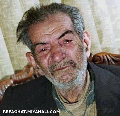 استاد شهریار وقتی معشوقه اش رو روز سیزده به در با همسر وبچه به بغل میبینه... :