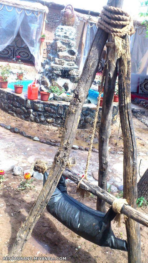 لمس نوستالژی روستا در آران کندی