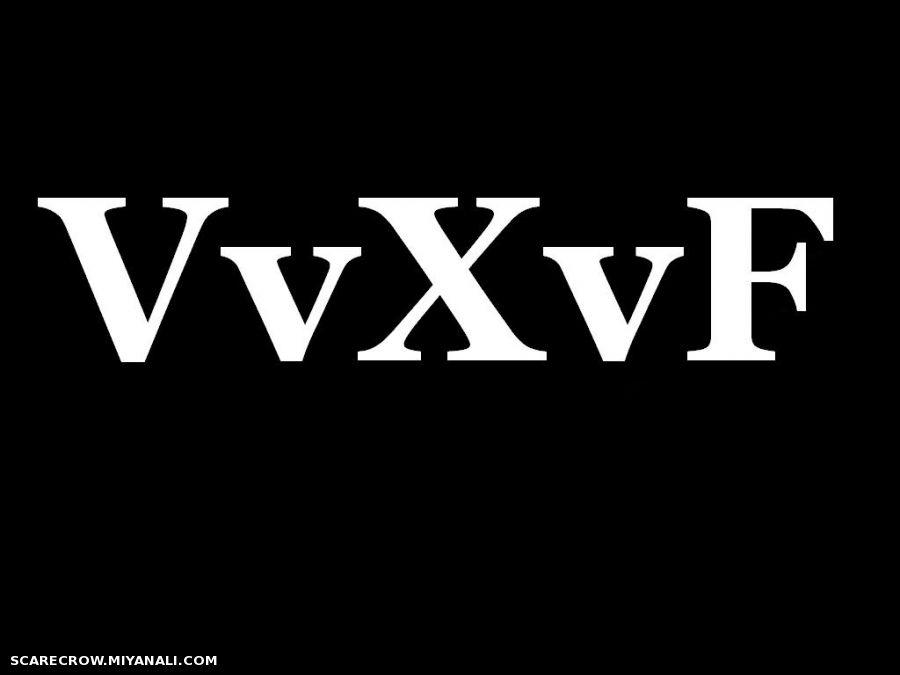 همه چیز درموردV v X v F