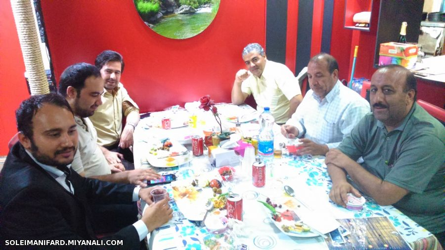 ضیافت شام خاص رییس شورای شهر برای خبرنگاران