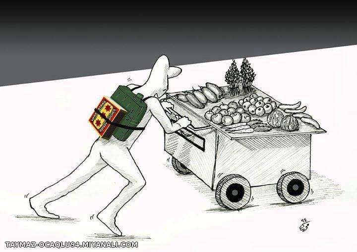 دستفروشان ایران