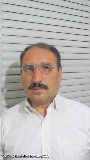 محمد علی رستمی