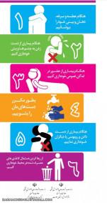 پوستر آموزشی - بهداشتی