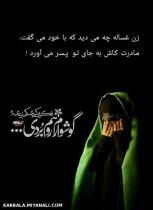 شهادت نازدانه ی امام حسین علیه السلام حضرت رقیه تسلیت باد...