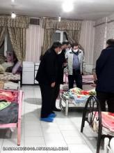 دیدار دادستان دادسرای عمومی و انقلاب شهرستان میانه از مرکز سالمندان ائمه اطهار(س)