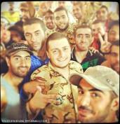 مرگ تلخ سربازان وطن