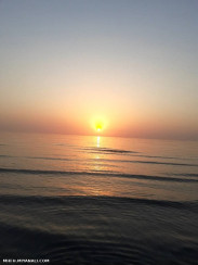 طلوع خورشید