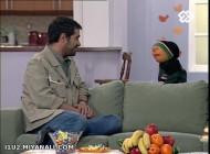 جمله فوق العاده زیبای پسر خاله به شهاب حسینی
