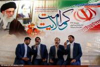 تصاویر حضور نماینده ولی فقیه در استان و امام جمعه محترم تبریز در شهر میانه