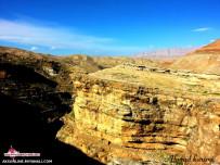 صخره های غول پیکر عباس آباد