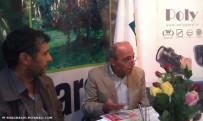 مذاکره همکاران با شرکت پلی پارس
