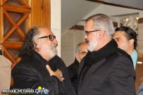 تصاویر هنرمندان در مراسم ختم مرحوم انوشیروان ارجمند
