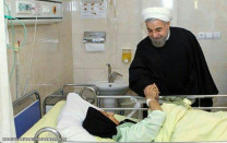 گویا فقط ننه ی هوگو چاوز زن بود یا شاید هم فقط احمدی نژاد مرد بود...