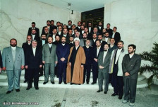 عکسی کمتر دیده شده از محمود احمدی نژاد