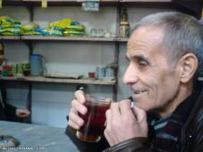 حاج میر احد اسمعیلی یکی از پیشکسوتان فوتبال میانه