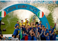 قهرمانی  تیم محبوبم ایتالیا در خاک انگلیس