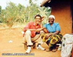 عمه اوباما