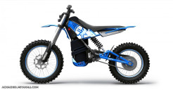موتور سیکلت با سوخت هوای فشرده