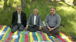 باغی در روستای قره زیارات