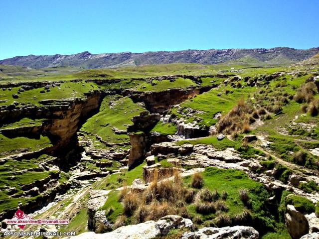 دره دریز-روستای عباس آباد