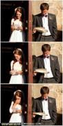 عکس العمل خانم ها وآقایون هنگام خوندن نامه عاشقانه